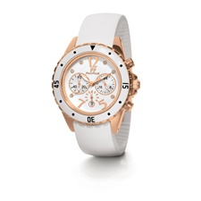 FOLLI FOLLIE-Γυναικείο ρολόι Folli Follie λευκό