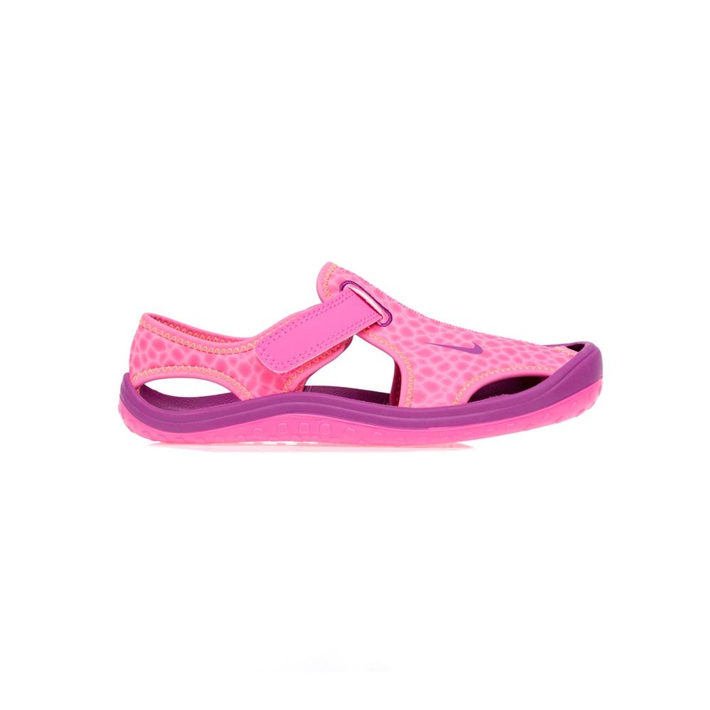 NIKE – Παιδικά σανδάλια NIKE SUNRAY PROTECT ροζ