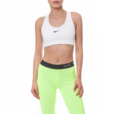 NIKE-Γυναικείο μπουστάκι Nike λευκό