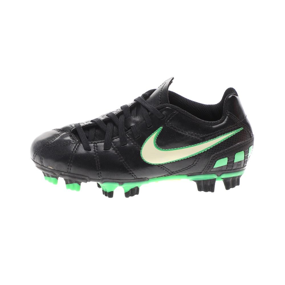 NIKE – Παιδικά παπούτσια Nike JR TOTAL90 SHOOT III FG μαύρα
