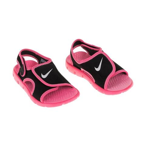 c6d09adc95f Παιδικά πέδιλα Nike SUNRAY ADJUST 4 (GS/PS) ροζ - μαύρα (735891.1 ...