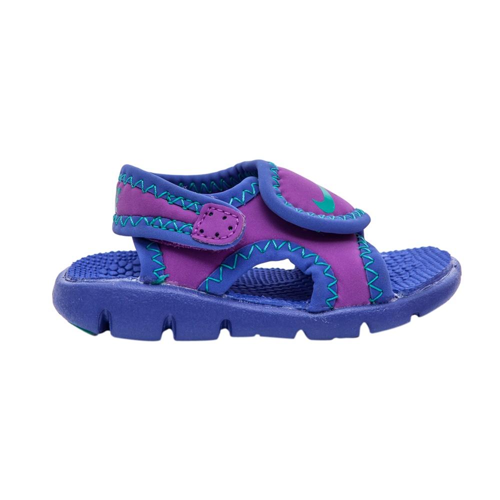 NIKE – Βρεφικά σανδάλια Nike μωβ