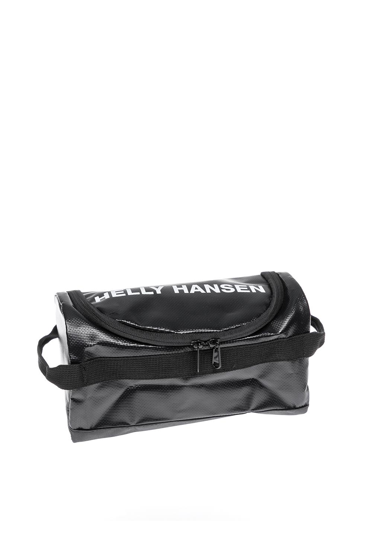 HELLY HANSEN - Τσάντα Helly Hansen CLASSIC WASH BAG μαύρη γυναικεία αξεσουάρ τσάντες σακίδια αθλητικές
