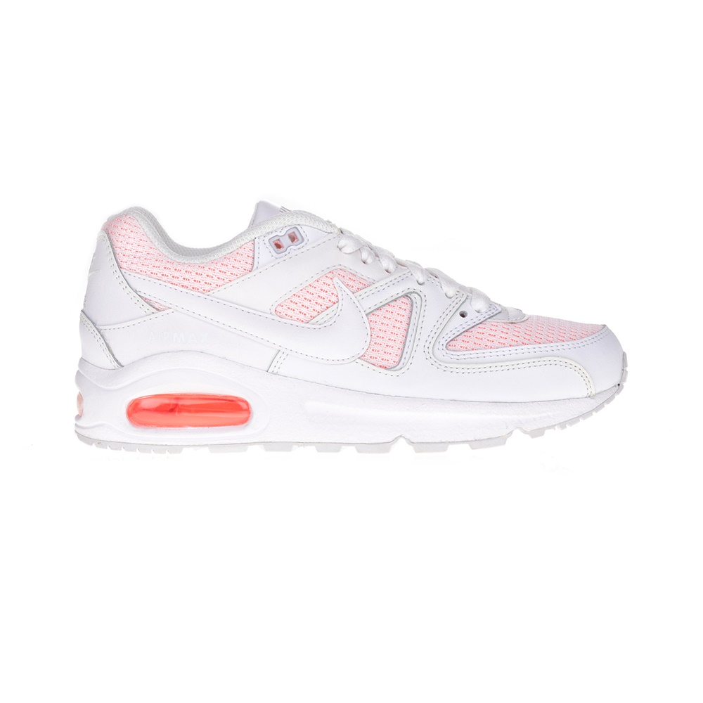 NIKE – Γυναικεία παπούτσια NIKE AIR MAX COMMAND λευκά