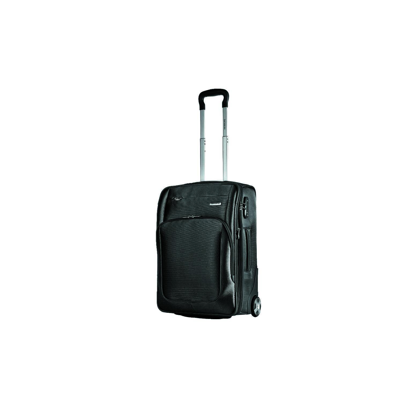 SAMSONITE - Βαλίτσα καμπίνας UPRIGHT 55/20 μαύρη ανδρικά αξεσουάρ είδη ταξιδίου βαλίτσες καμπίνας