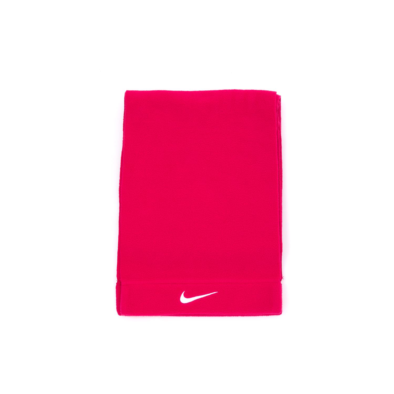 NIKE - Κασκόλ NIKE κόκκινο-φούξια ανδρικά αξεσουάρ φουλάρια κασκόλ γάντια