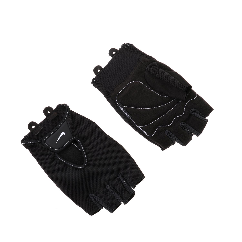 NIKE - Γάντα προπόνησης FUNDAMENTAL TRAINING μαύρα ανδρικά αξεσουάρ φουλάρια κασκόλ γάντια