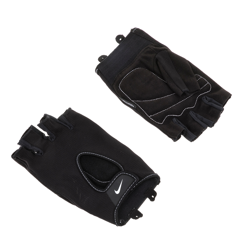 NIKE ACCESSORIES - Ανδρικά γάντια προπόνησης ΝΙΚΕ FUNDAMENTAL FITNESS GLOVE μαύρ ανδρικά αξεσουάρ αθλητικά είδη εξοπλισμός