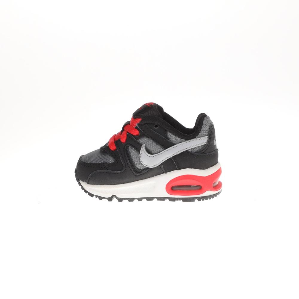 NIKE – Βρεφικά αθλητικά παπούτσια NIKE AIR MAX COMMAND (TD) γκρι