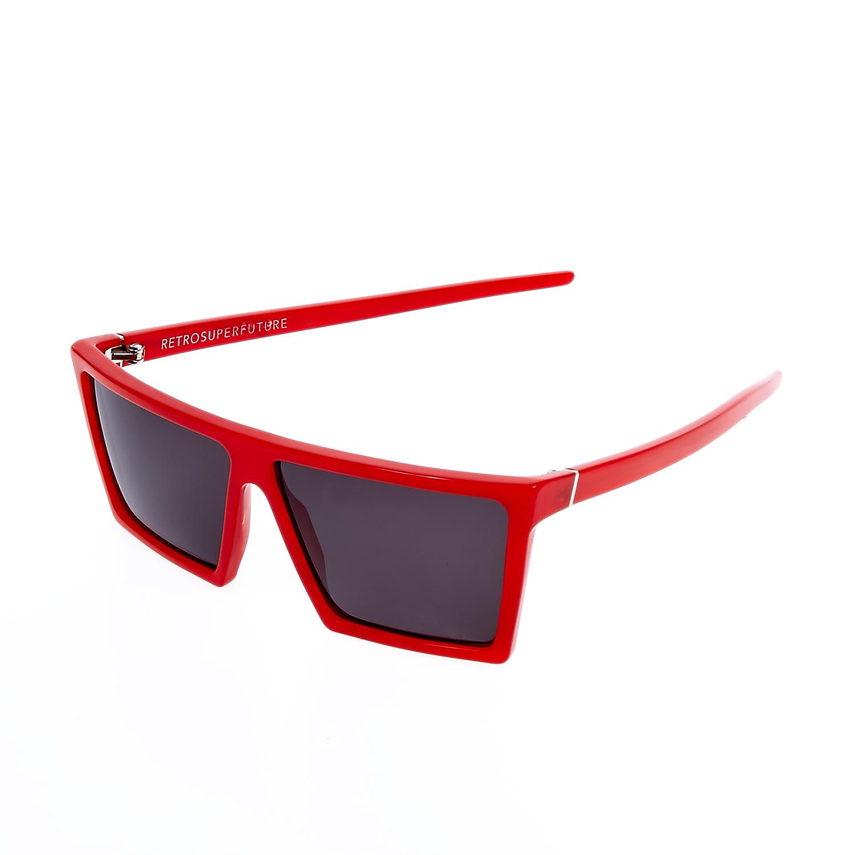 SUPER - Γυαλιά Ηλίου SUPER κόκκινα γυναικεία αξεσουάρ γυαλιά ηλίου
